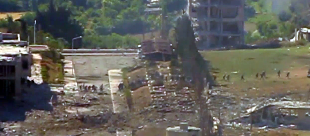 A loyalist collapse in Idlib, siege at the National Hospital